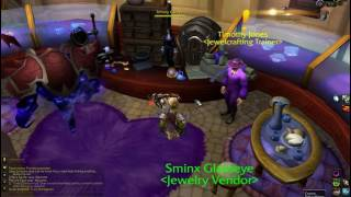 Legion Jewelcrafting - Starting quests