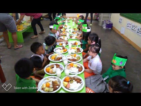 Nutrition Month 2019 Holy Spirit Elementary School @ Quezon City