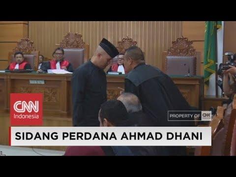 FULL - Ahmad Dhani di Sidang Perdana Dugaan Ujaran Kebencian