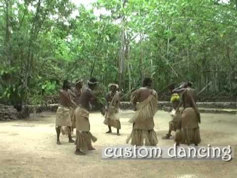 Vanuatu Activities -- Ekasup Cultural Village (full version)