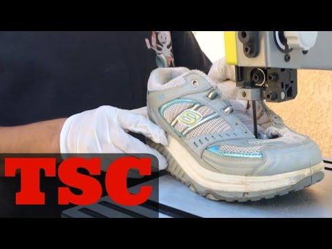 What's Inside Skechers Shape Ups Shoes