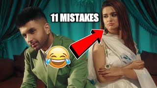 Mistakes In Faraar (Official Video) Akull | Avneet Kaur | Mellow D | New Song 2021- Songs Sins