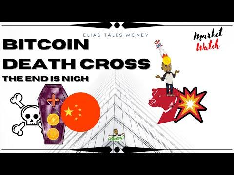 BTC Death Cross | Is it time to Bury Bitcoin?