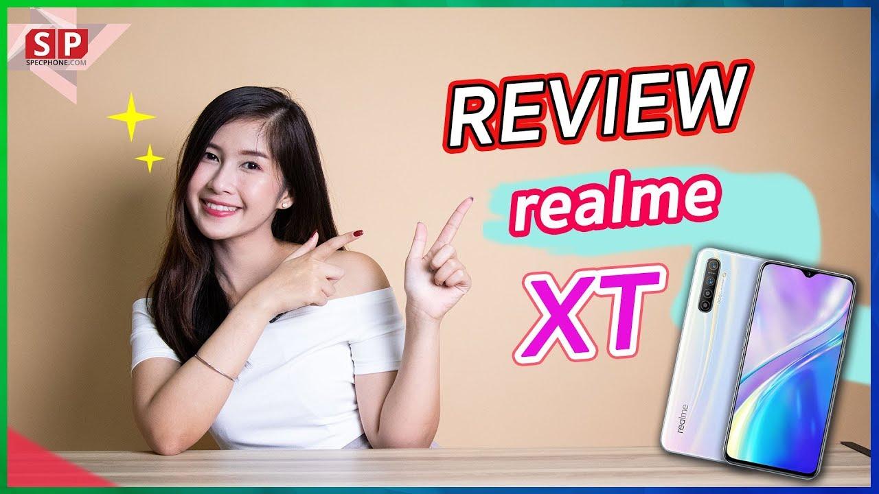 รีวิว realme XT กล้อง 64 MP ตัวแรกในไทย จอ AMOLED สเปคถูกใจ ราคาน่ารัก 10,999 บาท