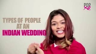 Types Of People At An Indian Wedding - POPxo Comedy