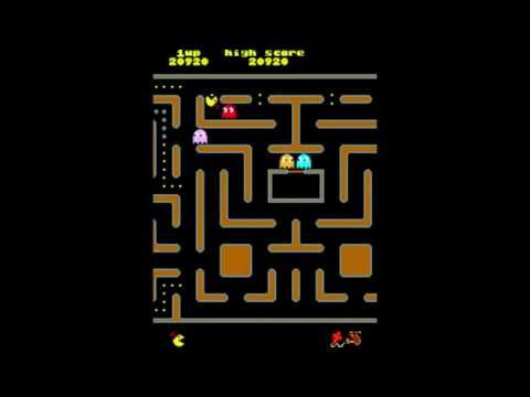 Arcade: Jr. Pac-Man