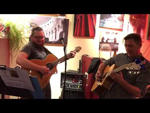 Grapes in a Glass quick jam with Sean Morrissey and James Adkins in Canton Ohio