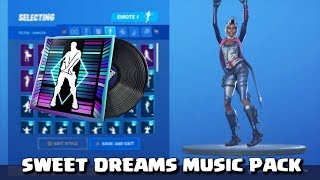 Fortnite - Sweet Dreams Music Pack avec emote Daydream!