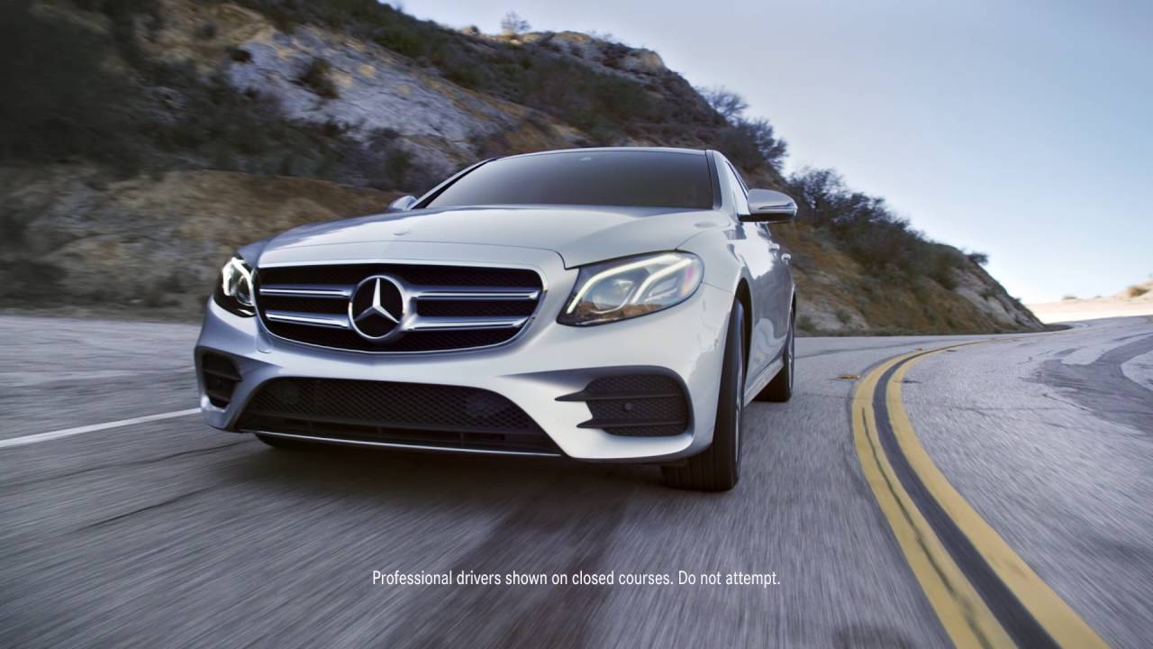 the 2017 mercedes benz e class video brochure youtube