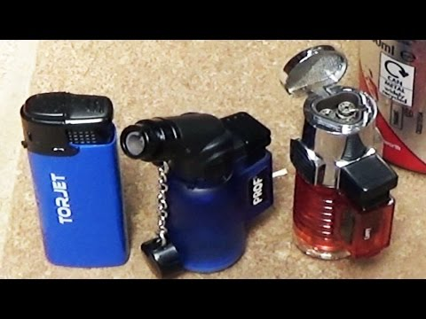Best Jet lighter for cutting metal