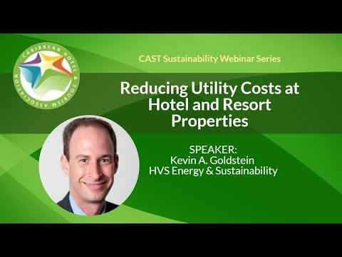 Reducing Utility Costs At Hotel And Resort Properties
