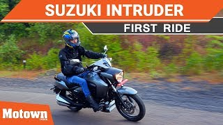 All-New Suzuki Intruder 150cc Cruiser