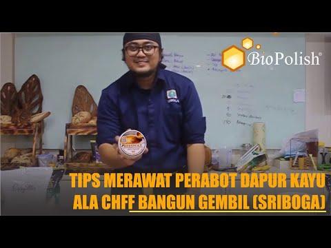Tips Merawat Perabotan Dapur Berbahan Kayu Ala Cheff BANGUN GEMBIL