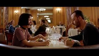 Леон и Матильда ужинают в ресторане. Леон: Профессионал