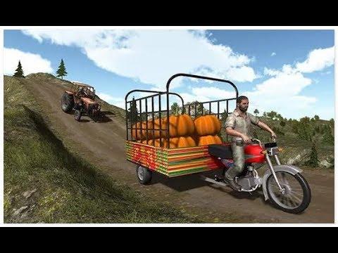 Tuk Tuk Rickshaw Food Truck 3D Simulator || Auto Rickshaw Driving Games || Android GamePlay