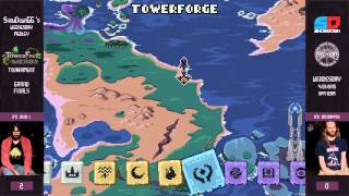 Towerfall #2 - Grand Finals - IFD Blob vs IFD Dr. Skipper