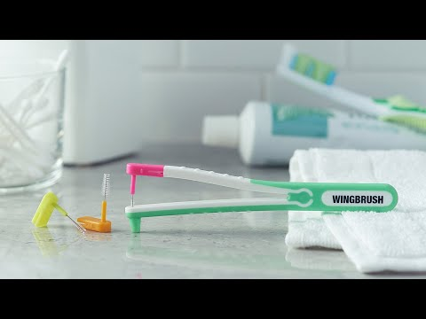 WINGBRUSH | Interdental Brush Set