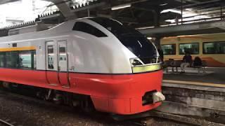 レア? E751系 つがる 秋田発車 ミュージックホーン