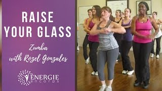Raise Your Glass - Zumba with Rozel - West Island, Montreal, Canada