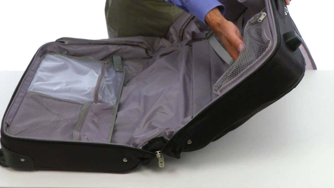 cda7349ec6e5 Samsonite Lift2 Co Wheeled Garment Bag SKU  8336045 - YouTube