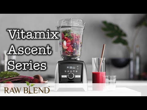 NEW Vitamix Ascent Series Blender Review