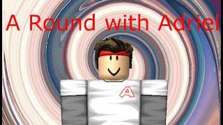 Roblox Mad Paintball | Eine Runde mit Adriel (Adriel Gameplay)