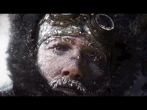 FROSTPUNK Trailer (Survival Horror - 2017)