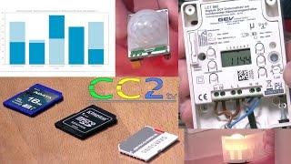 CC2tv: #243 Unsterbliche uSD Speicher und Lichtsteuerung