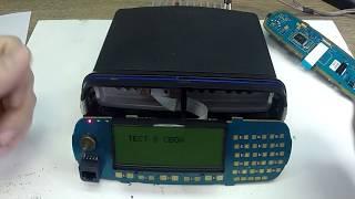 Ремонт дисплея радиостанций Motorolla GM380
