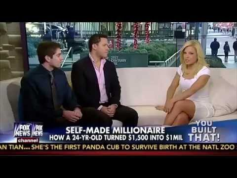 Timothy Sykes and Tim Grittani Interview on Fox News