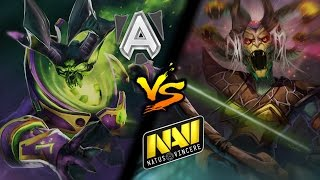 [A] vs Na`Vi - [Dota 2 Asia Championships Qualifiers] - Dota 2