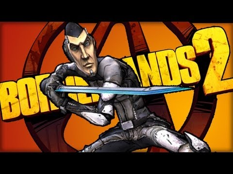 Borderlands 2 Handsome Jack Face Assassin How To Make