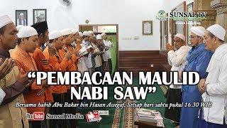 Video Pembacaan maulid Nabi SAW bersama habib Abu Bakar bin Hasan Assegaf download MP3, 3GP, MP4, WEBM, AVI, FLV September 2018