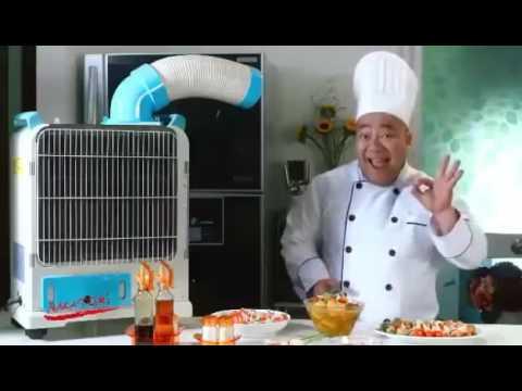 Máy lạnh di động Nhật Bản, Máy lạnh di động công nghiệp, Máy điều hoà di động - MÁY LẠNH DI ĐỘNG - YouTube