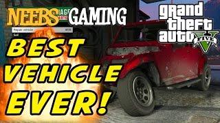 GTA 5:  Best Vehicle Ever!