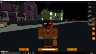 How to get the classic roblox pumpkin head