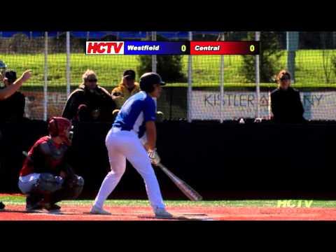 Baseball vs. Westfield, 2016
