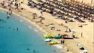 Magalluf beach, Mallorca, Spain