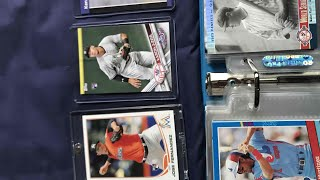 Huge Baseball Card collection.(Jose Fernandez and Aaron Judge rookie cards)!