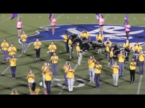 2016 Ashford High School Band