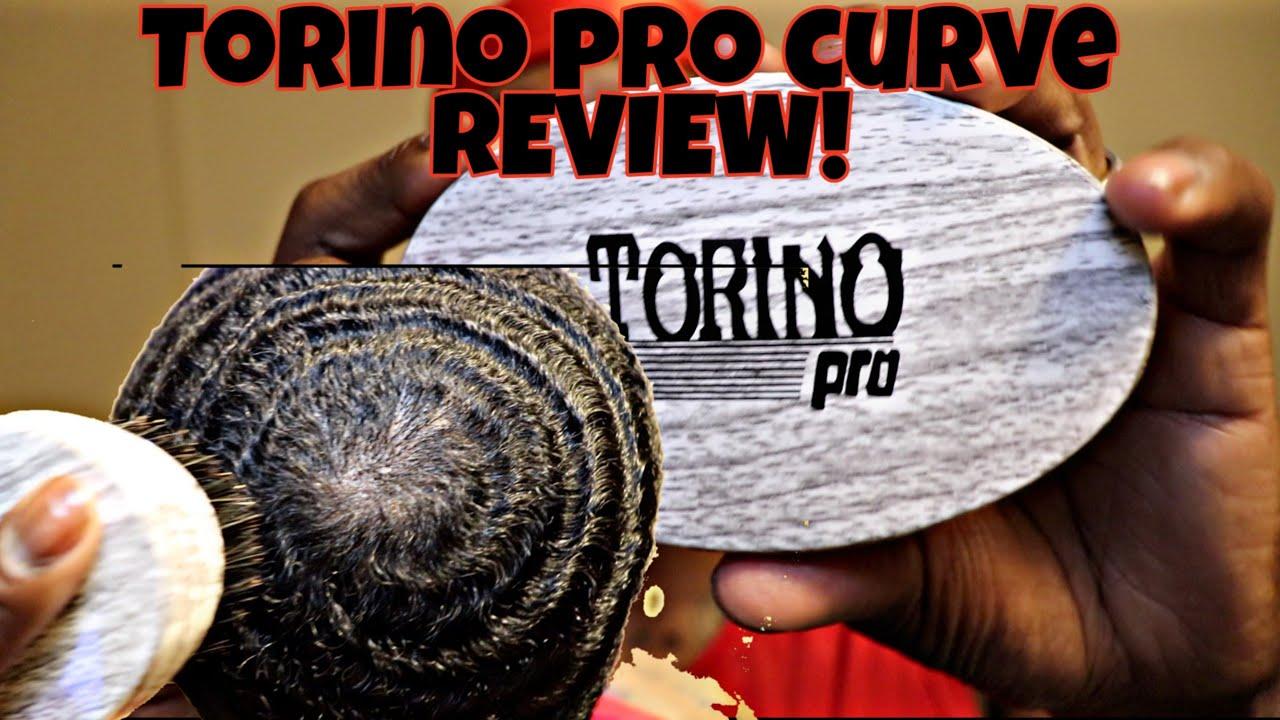 360 WAVES: TORINO PRO 42 MEDIUM CURVE PALM BRUSH REVIEW  BRUSH SESSION