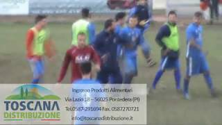 Highlights 23^ giornata Promozione Atl. Etruria - Picchi 2-1