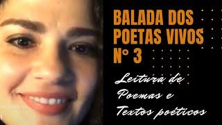 BALADA DOS POETAS VIVOS - Nº 3