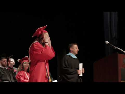 2018 Tourtellotte Memorial High School Graduation Retrospective