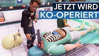 Der Surgeon Simulator 2 wird ein deutlich größeres Spiel - Live-Mitschnitt