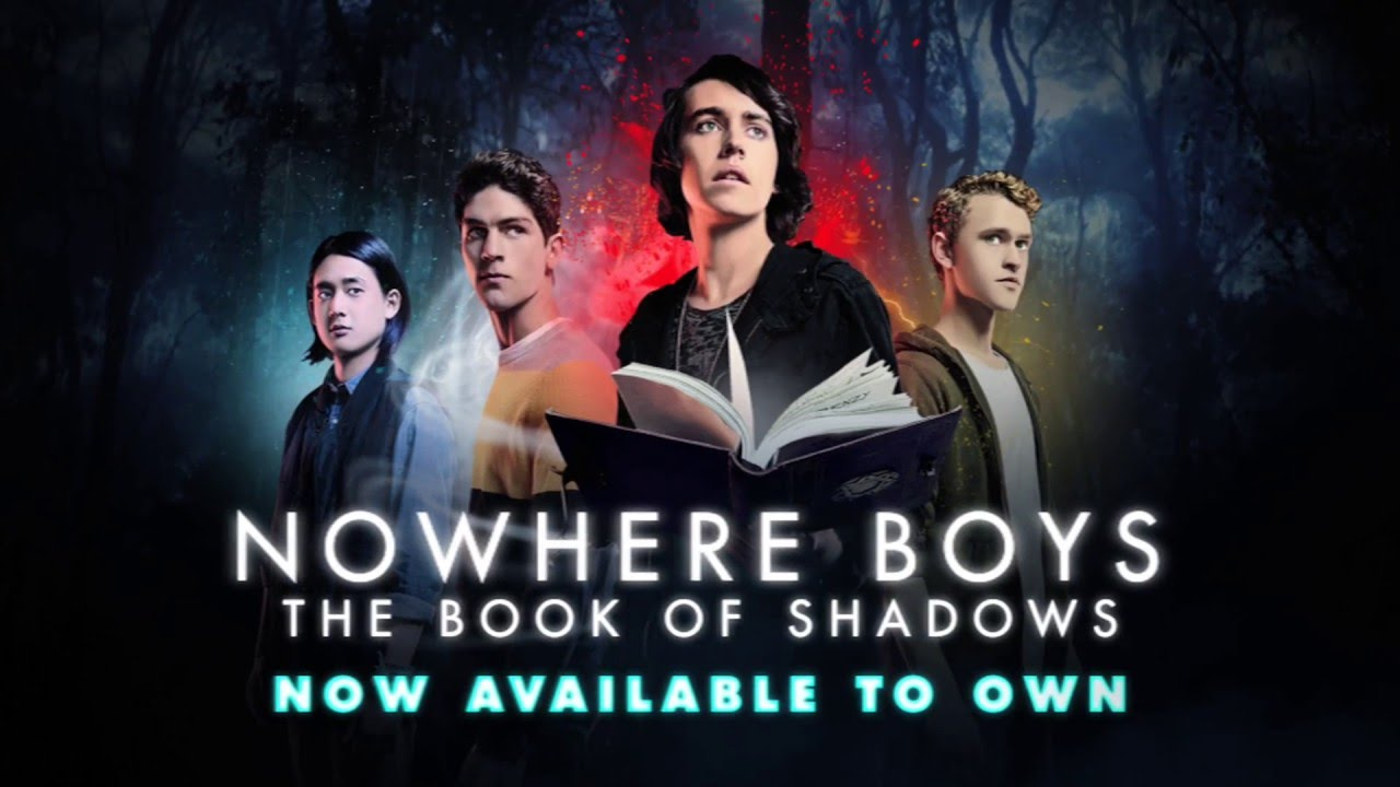 Download Nowhere Boys Book of Shadows   DVD Preview
