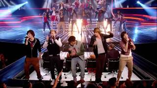 One Direction - The X Factor 2010 Live Show 8 - Summer Of