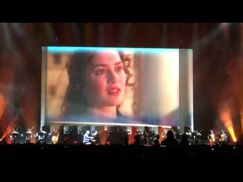 鐵達尼號 --- 理查克萊德門 Richard Clayderman 上海 中國浪漫 2017新年音樂會