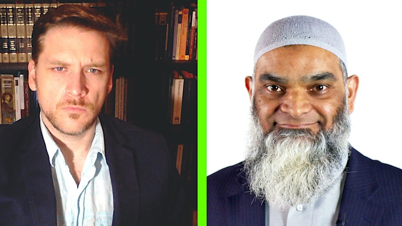 Dr Shabir Ally / Jay Dyer Debate: Is Jesus God Incarnate? Answers in Scripture, History & Logic