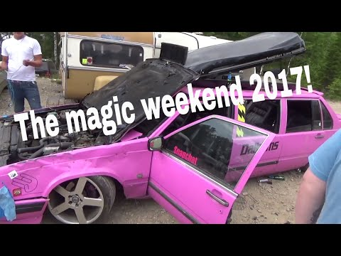 Höljes wrx 2017 AKA The Magic weekend!